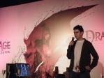 Zdjęcia z prezentacji Dragon Age: Początek
