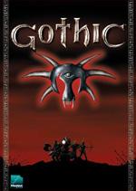 Pudełko Gothic