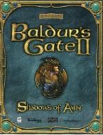 Pudełko Baldur's Gate 2