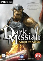 Pudełko Dark Messiah of Might & Magic