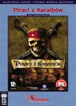 Pudełko Piraci z Karaibów