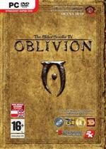 Pudełko The Elder Scrolls IV: Oblivion