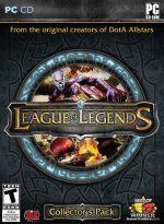 Pudełko League of Legends