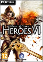 Pudełko Might & Magic: Heroes VI