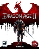 Pudełko Dragon Age 2