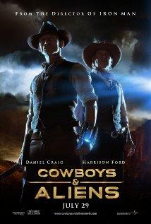 Kowboje i obcy